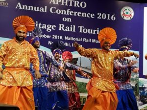 Indian Railways organizes Conference on Heritage Rail Tourism jointly with Asia Pacific Heritage & Rail Tourism Organisation