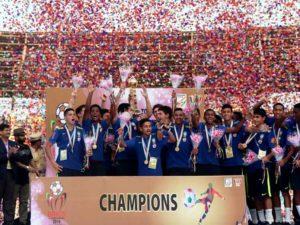 BRICS U-17 Football Tourney