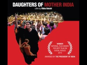 Daughters of Mother India' won big at the CAM International Film Festival