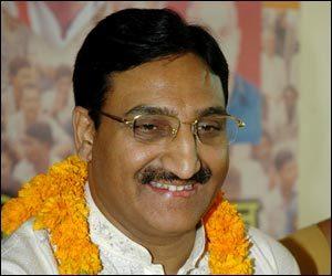 Former CM of Uttarakhand Nishank