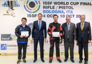 ISSF WORLD CUP 2016.