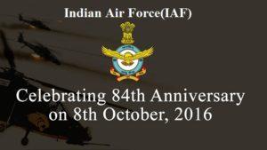 Indian Air Force(IAF)