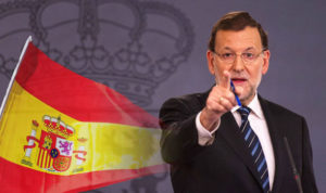 Mariano Rajoy re-elected as Spanish Prime Minister