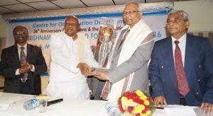 V Krishnamurthy award