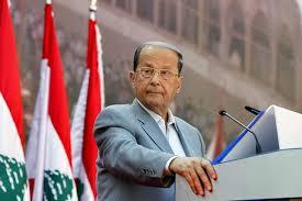 Lebanon president