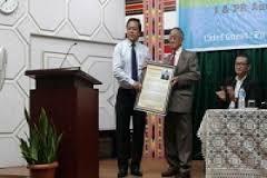 Mizoram's Pachuau declared India's oldest working journalist