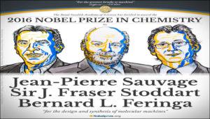 Noble Prize in Chemistry 2016