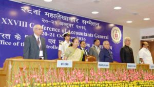 President of India Inaugurates the 28th Accountants General Conference
