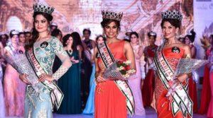 Prineet Grewal crowned Mrs India Earth 2016