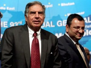 Ratan Tata replaces Cyrus Mistry as Tata Sons chairman