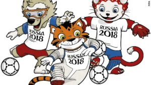 Russia choses wolf as 2016 world cup mascot