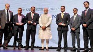Tata Steel Bags Award