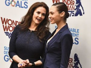 Wonder Womens - UN Ambassador