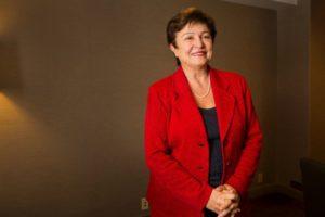 World Bank appoints Kristalina Georgieva as chief executive officer