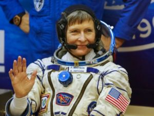 56-Year-Old NASA Astronaut Becomes Oldest Woman in Space