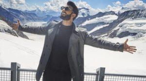 Actor Ranveer Named Indian Ambassador For Switzerland Tourism
