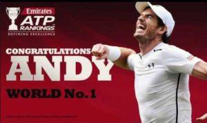 Andy Murray beats Novak Djokovic to win ATP World Tour Finals, seals rank one for year 2016