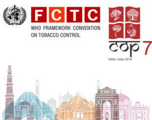 Seventh Session of the Conference of Parties (COP7) to WHO Framework Convention on Tobacco Control (FCTC) kicked off