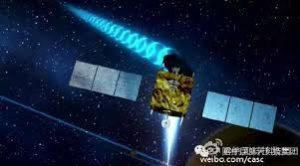 China launched pulsar navigation satellite XPNAV-1