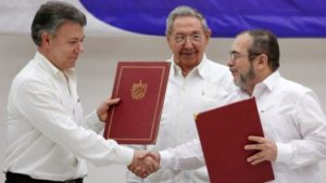Colombia's Government, FARC Rebels Sign Modified Peace Agreement
