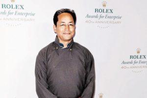 Dr Sonam Wangchuk of Ladakh won Rolex Global Enterprise Award