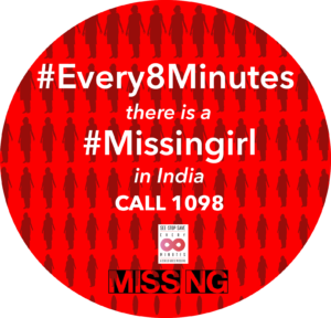 NGO starts 16-day campaign 'Every8Minutes'against child trafficking