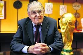 Football World Cup trophy designer Silvio Gazzaniga dies at 95