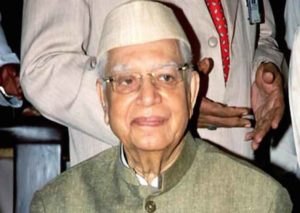 Former CM ND Tiwari awarded with Uttarakhand Ratna Award