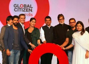 Global Citizen Festival Organised in Mumbai