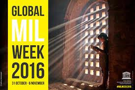 Global Media and Information Literacy Week 2016