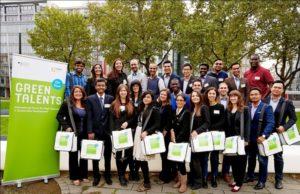 Indian-origin researcher Shamik Chowdhury wins the German Green Talent award