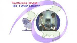 Haryana govt conferred award for e-governance