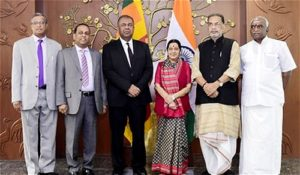 India, Sri Lanka agreed to form Joint Working Group on Fisheries to address fishermen issue