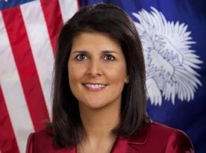 Indian-American Nikki Haley picked by Donald Trump as US Ambassador to UN