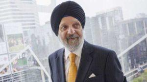 Canada's first Sikh Senator