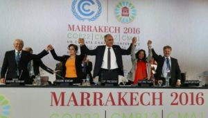 Marrakesh Action Proclamation Adopted by 200 nations