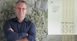 Mike McCormack won Goldsmiths Prize for Solar Bones