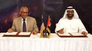 NASA & UAE