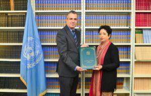 Pakistan Ratifies Paris Climate Agreement