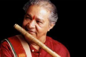 Pandit Hari Prasad Chourasia conferred with 2016 Sumitra Charat Ram Award for lifetime achievement