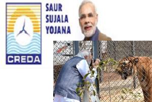 PM Narendra Modi launches 'Saur Sujala Yojana' in Chhattisgarh