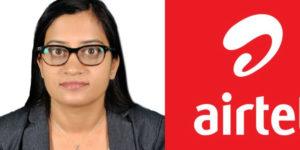 Vani Venkatesh, Bharti Airtel new CEO-Retail