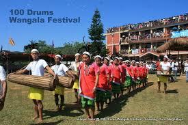 Wangala harvest festival celebrated in Meghalaya