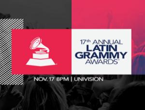 Winner of the 17th annual Latin Grammy Awards