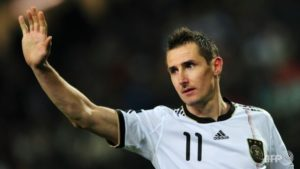 World Cup top-scorer Klose retired at 38