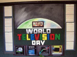 World Telivision Day - November 21 2016