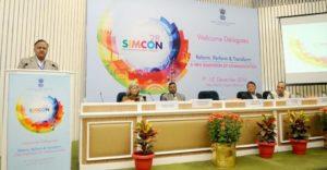 I&B Minister Shri Venkaiah Naidu chaired SIMCON 2016