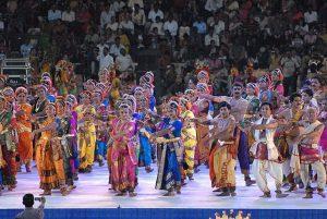 Largest Kuchipudi Dance Performance