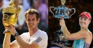 Andy Murray and Angelique Kerber named 2016 ITF World Champions
