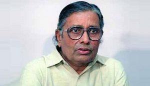Former Madhya Pradesh Chief Minister Sunderlal Patwa